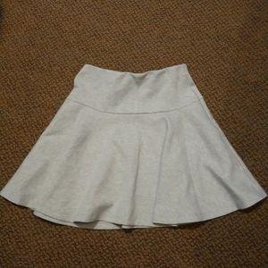 SPAO Gray Skirt